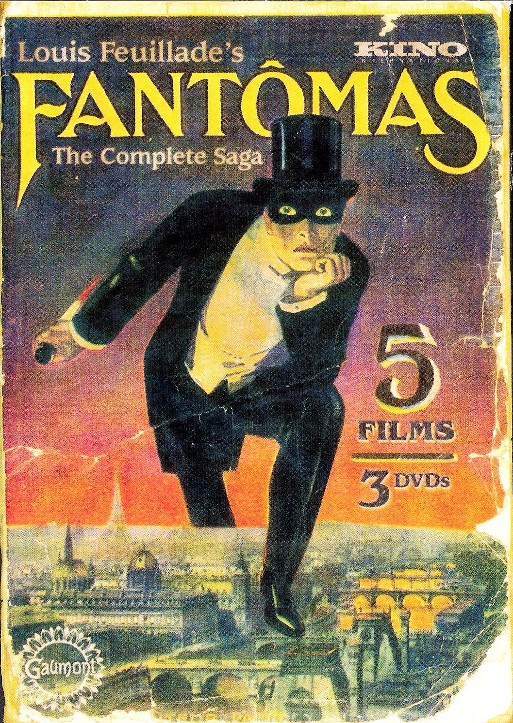 Fantomas movie poster
