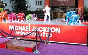 Michael Jackson: Dead, But Still Touring