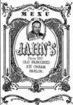 jahns menu