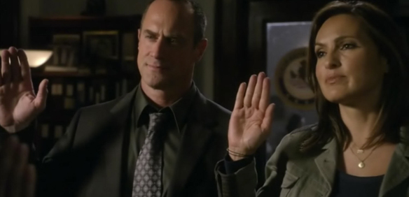 16 Signs You're Addicted To 'Law & Order:SVU'