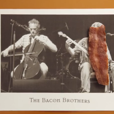Kevin Bacon's Brother Has A Hilarious Campaign To Overthrow His More Famous Sibling