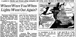 late feb 1973 blackout NYT