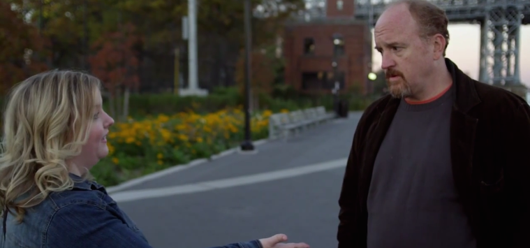 This Scene From 'Louie' Is Everything Every Fat Girl Has Always Wanted To Say To EveryGuy