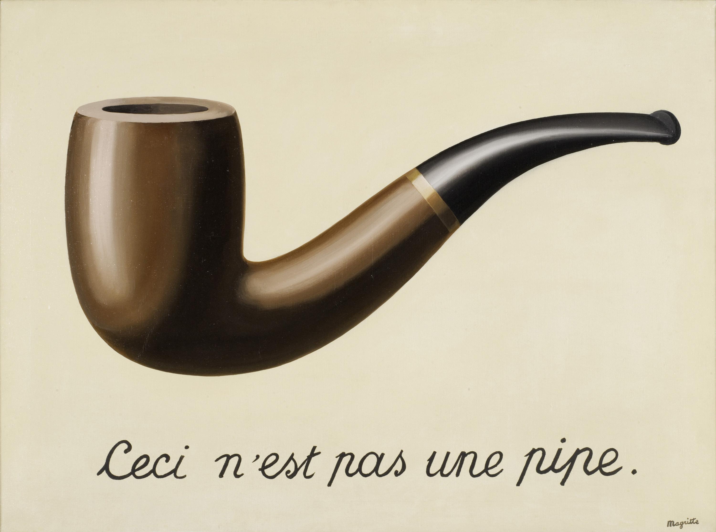 Treachery Of Images, René Magritte