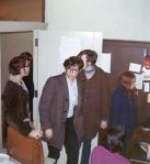 mid-march 1973 office group