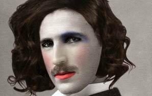Nikola Tesla Was A Woman