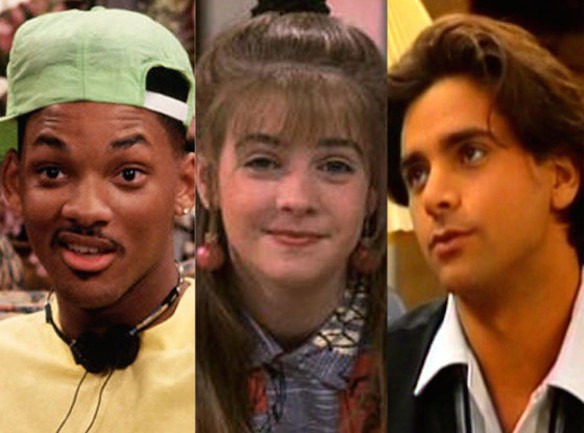 Fresh Prince / Clarissa Explains It All / Full House