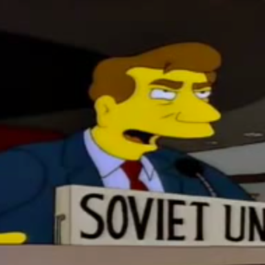 The Simpsons Predicted In 1998 That There's Going To Be A Second Cold War Instigated By The Russians