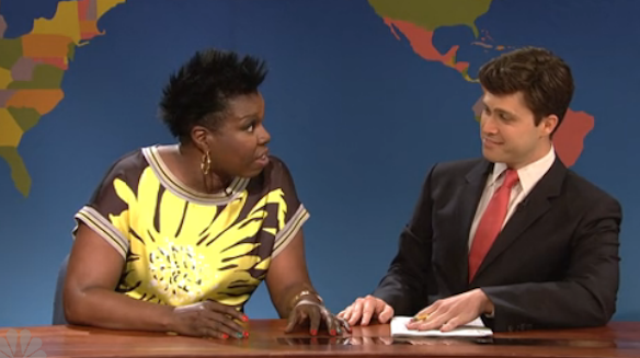 In Defense Of Leslie Jones, And The Timing Of Comedy