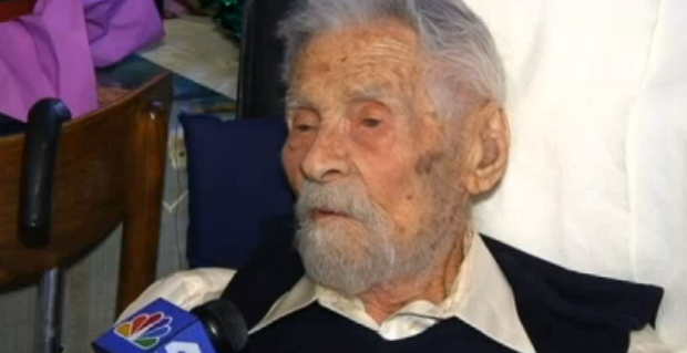 Polish Man Recognized As Oldest Man In The World, Attributes Long Life To Not DyingEarlier