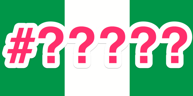 Why Does Everyone Suddenly Care About Those Missing NigerianGirls?