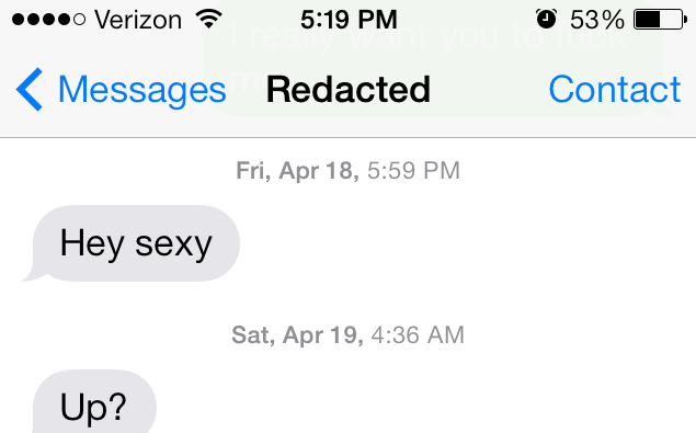 Everything You've Ever Wanted To Know About Sexting And Sending Dick Pics (But Were Afraid To Ask)