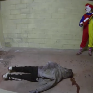 This Killer Clown Video Just Might Be The Scariest Thing On The Internet