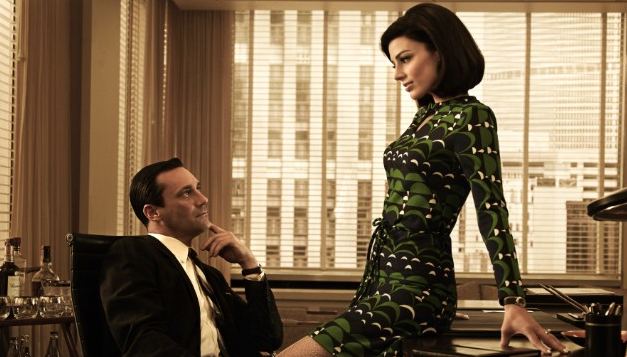What I Imagine 'Mad Men' Is Like Having Only Watched One Episode