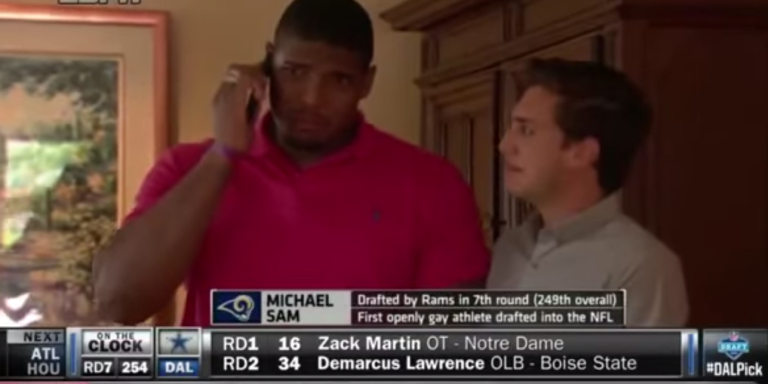 What Nobody Is Saying About Michael Sam Getting Drafted