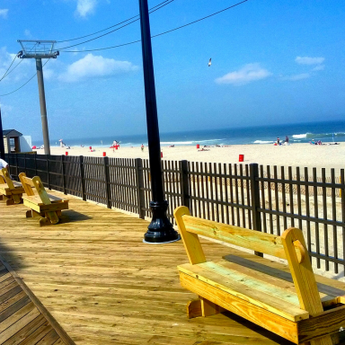 A Brief Personal History Of The Jersey Shore