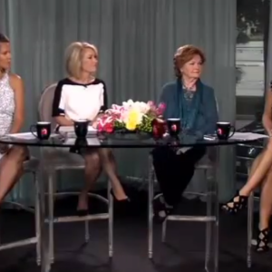 This Discussion About Michael Sam's Kiss Becomes So Heated That One Of The Anchors Leaves The Set