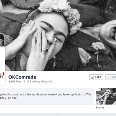 There's A Dating Site For Communists And It's Called OKComrade