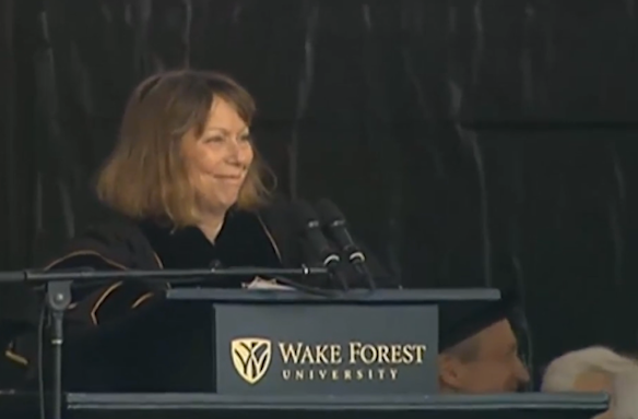 5 Reasons Why Jill Abramson's Commencement Speech Was Perfect