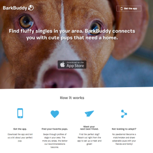 The Tech World Created A Tinder For Dogs