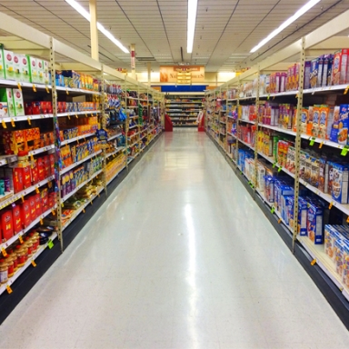 How Not To Grocery Shop In 10 Easy Steps!