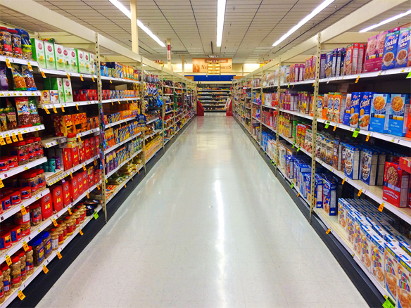 How Not To Grocery Shop In 10 EasySteps!