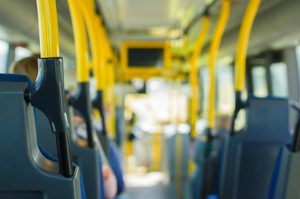 5 Cardinal Rules Of Riding On A City Bus