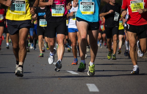 6 Thoughts A Person Has While Running AHalf-Marathon