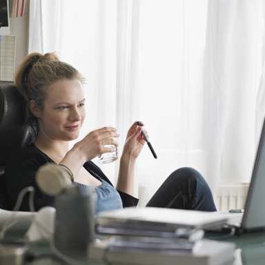 Here's The Reality Of Working From Home