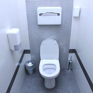 Office Bathrooms: Confessions Of A Modern Day Assaphobe