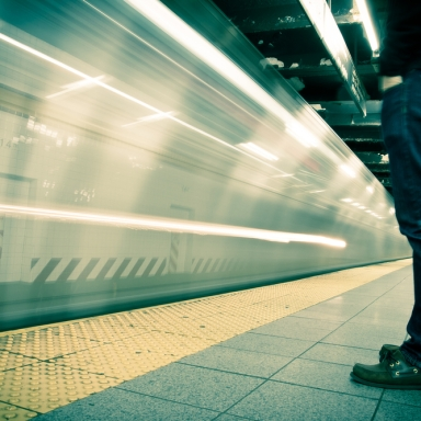 8 People You'll See On The Metro On Any Given Weekend