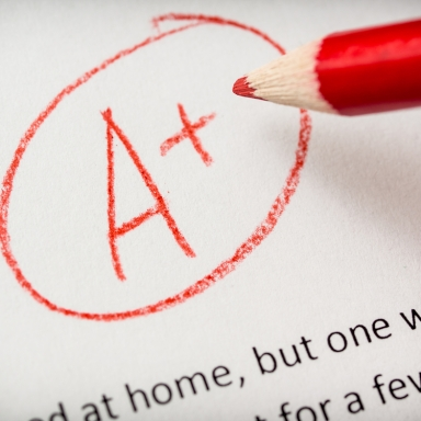 Grades Aren't The Most Important Thing In The World (Really)