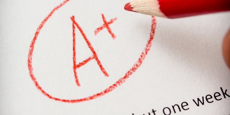 Grades Aren't The Most Important Thing In The World(Really)