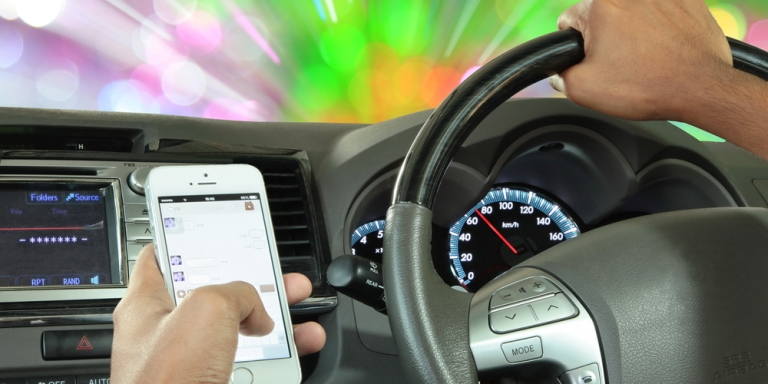 Dangerous Is Cool: A Defense Of Texting WhileDriving