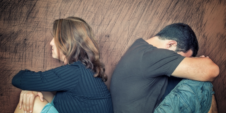 4 Simple Steps To Get Back Up After GettingDumped