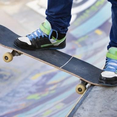 Skateboarding Saved My Life