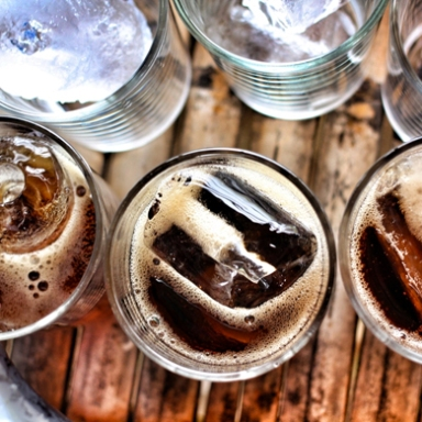 Why Soda Isn't All That Bad For A 20-Something