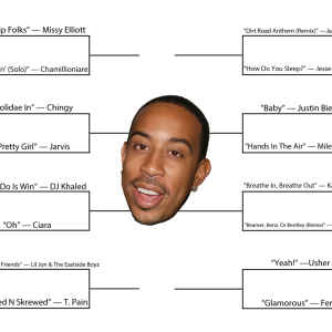 What Is The Greatest Ludacris Guest Verse Of All Time?