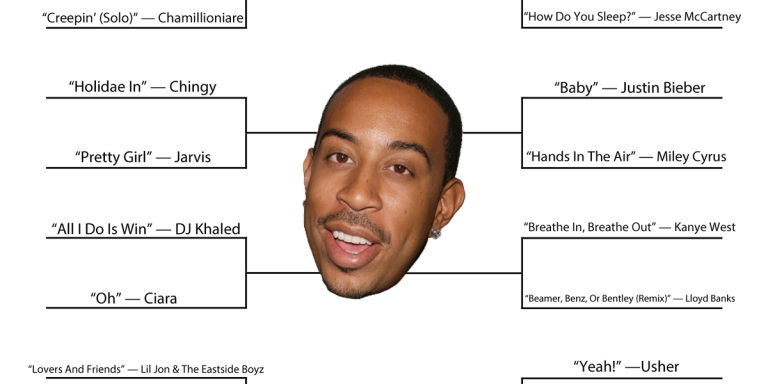 What Is The Greatest Ludacris Guest Verse Of AllTime?