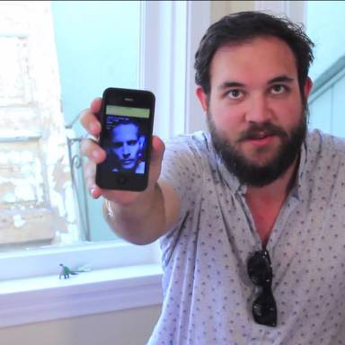 Watch These Straight Guys Use Grindr For The First Time