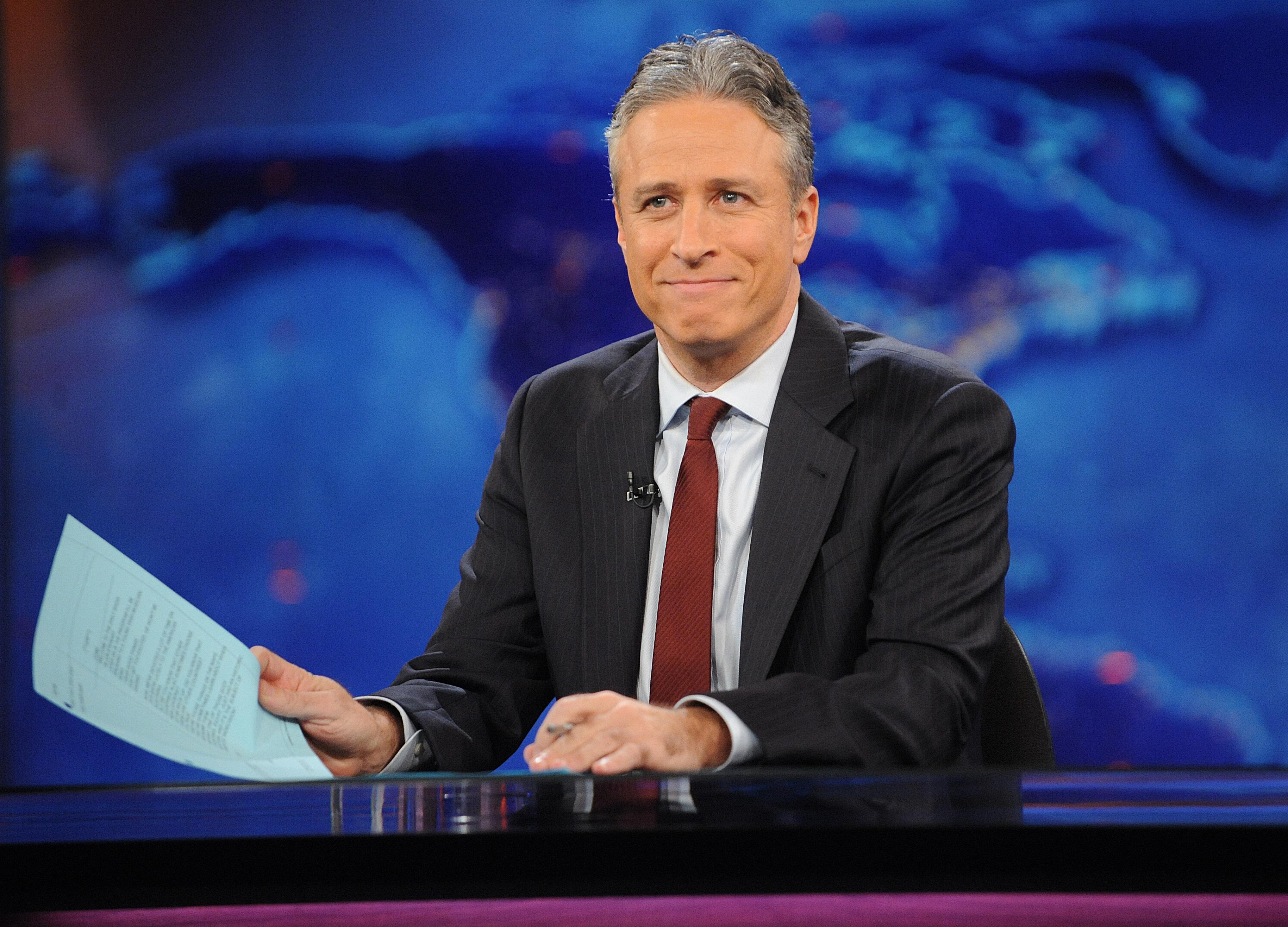 The Daily Show with Jon Stewart [HD]