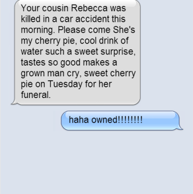 I Tricked My Mom Into Falling For The Most Epic Text Prank Of All Time