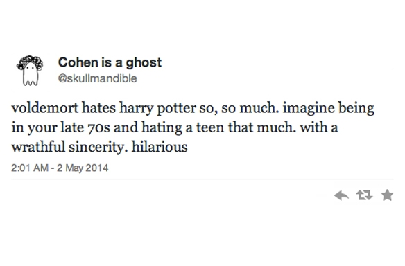 18 Hilarious Harry Potter Tweets You Need In YourLife