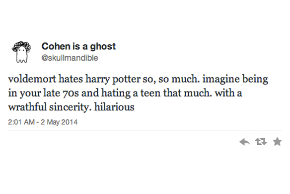 18 Hilarious Harry Potter Tweets You Need In Your Life