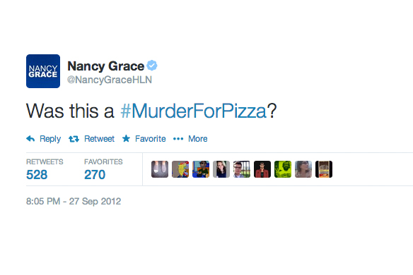 Nancy Grace Is The Most Unintentionally Hilarious Person On Twitter