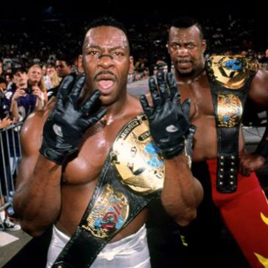 Why Has There Never Been A Black WWE Champion?