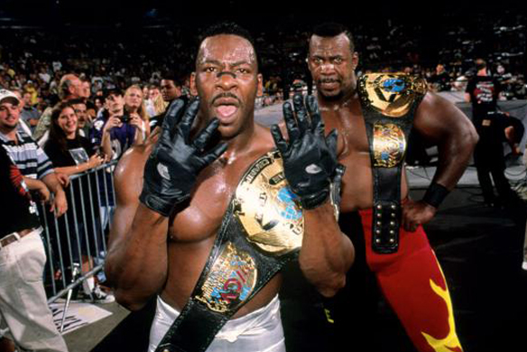 Why Has There Never Been A Black WWEChampion?