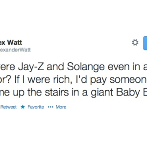 Twitter Responds To The Solange and Jay-Z Fight In Hilarious Fashion