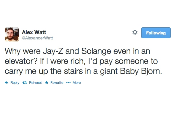 Twitter Responds To The Solange and Jay-Z Fight In HilariousFashion