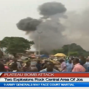 Boko Haram Strikes Strikes Back With Twin Bombings, Over 100 Dead In Nigerian City